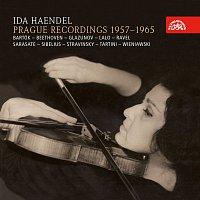 Přední strana obalu CD Prague Recordings 1957-1965