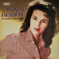 Wanda Jackson – 16 Country Chart Hits
