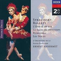 Přední strana obalu CD Stravinsky: Ballets [2 CDs]