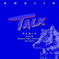 Khalid, Megan Thee Stallion & Yo Gotti – Talk REMIX