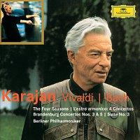 Berliner Philharmoniker, Herbert von Karajan – Vivaldi: The Four Seasons; L'estro armonico / Bach: Brandenburg Concertos Nos.3 & 5; Suite No.3
