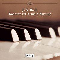 Robert Casadesus, Edmond de Stoutz, Gaby Casadesus, Johann Sebastian Bach, Zurcher Kammerorchester – Bach: Concertos for 2 & 3 Pianos