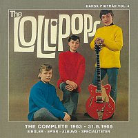 The Lollipops – Dansk Pigtrad / Lollipops - The complete 1963 - 1966 (Disk 1)