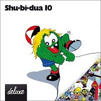 Přední strana obalu CD Shu-bi-dua 10 [Deluxe udgave]
