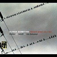 Přední strana obalu CD Schnittke: Concerti Grossi Nos.1 & 5; Quasi una Sonata