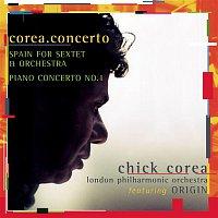 Chick Corea, London Philharmonic Orchestra, Jeff Ballard, Avishai Cohen – corea.concerto