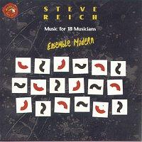 Bradley Lubman, Steve Reich – Music For 18 Musicians