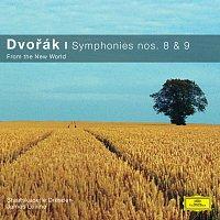 "Staatskapelle Dresden, James Levine – Dvorák: Symphonies Nos.8 & 9 ""From the New World"""