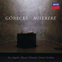Los Angeles Master Chorale, Grant Gershon – Górecki: Miserere