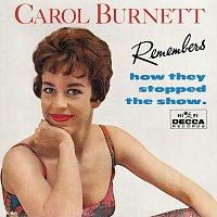 Carol Burnett – Carol Burnett Remembers How They Stopped The Show