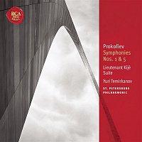 Yuri Temirkanov, Sergei Prokofiev – Prokofiev: Symphonies Nos. 1 & 5; Lieutenant Kijé Suite