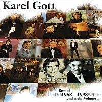 Přední strana obalu CD Best Of 1968-1998 Vol.1