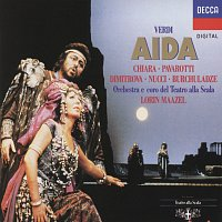 Maria Chiara, Luciano Pavarotti, Coro del Teatro alla Scala di Milano – Verdi: Aida