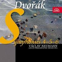 Česká filharmonie, Václav Neumann – Dvořák: Symfonie č. 4-6