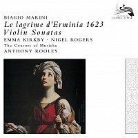 Emma Kirkby, Nigel Rogers, The Consort of Musicke, Anthony Rooley – Marini: Le Lagrime d'Ermina