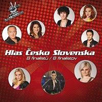 Různí interpreti – Hlas Cesko Slovenska - 8 finalistu/ 8 finalistov