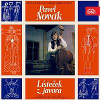 Pavel Novák – Lísteček z javora