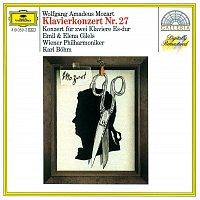 Emil Gilels, Elena Gilels, Wiener Philharmoniker, Karl Bohm – Mozart: Piano Concerto No.27; Concerto for Two Pianos K.365