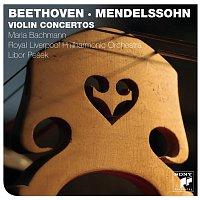 Maria Bachmann, Royal Liverpool Philharmonic Orchestra, Libor Pešek, Felix Mendelssohn-Bartholdy – Beethoven & Mendelssohn Violin Concertos