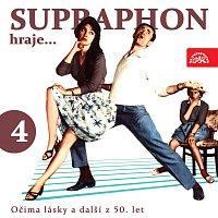 Přední strana obalu CD Supraphon hraje ...Očima lásky a další z 50. let 4