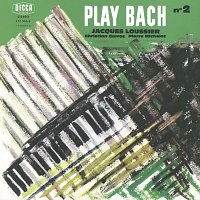 Jacques Loussier – Play Bach N. 2