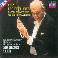 London Philharmonic Orchestra, Orchestre de Paris, Sir Georg Solti – Liszt: Symphonic Poems
