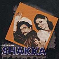 Přední strana obalu CD Shakka