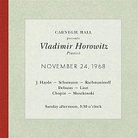 Audience, Not Applicable – Vladimir Horowitz live at Carnegie Hall - Recital November 24, 1968: Haydn, Schumann, Rachmaninoff, Debussy, Liszt, Chopin & Moszkowski
