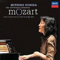 Mitsuko Uchida, The Cleveland Orchestra – Mozart: Piano Concertos No.17, K.453 & No.25, K.503 [Live]