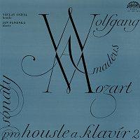 Jan Panenka, Václav Snítil – Mozart,W.A. Sonáty pro klavír a housle / Snítil, Panenka