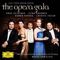 """Přední strana obalu CD """"Die Operngala der Stars - Live aus Baden-Baden"""""""