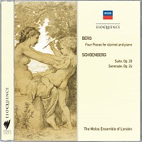 The Melos Ensemble Of London – Berg: Four Pieces For Clarinet & Piano; Schoenberg: Suite; Serenade