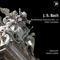 Tafelmusik, Jeanne Lamon, Johann Sebastian Bach, Tafelmusik Baroque Orchestra – J. S. Bach: Brandenburgische Konzerte Nr. 1-3, Violinkonzerte
