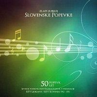 Různí interpreti – Zlati jubilej, Slovenske popevke 50 let