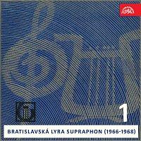Různí interpreti – Bratislavská lyra Supraphon 1 (1966-1968)