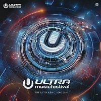 Přední strana obalu CD Ultra Music Festival 2016