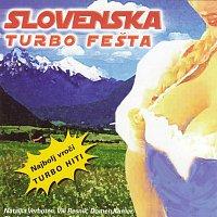 Přední strana obalu CD SLOVENSKA TURBO FEŠTA
