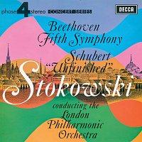 "Leopold Stokowski, London Philharmonic Orchestra – Beethoven: Symphony No.5 / Schubert: Symphony No.8 ""Unfinished"""
