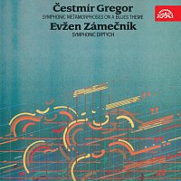 Různí interpreti – Gregor: Symfonické metamorfózy na bluesové téma - Zámečník: Symfonický diptych