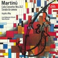 Bohuslav Martinů – Martinů: Koncerty pro violoncello a orchestr, Sonata da camera