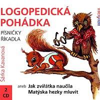 Tomáš Kobr – Logopedická pohádka aneb Jak zvířátka naučila Matýska hezky mluvit