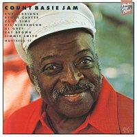 Přední strana obalu CD Basie Jam: Montreux '77
