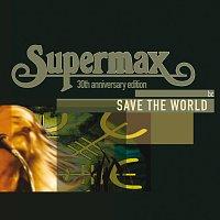 Přední strana obalu CD Save The World