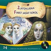 Various  Artists – Najkrajšie rozprávky II., No.24: Zlatovláska/Finist jasný sokol