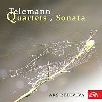 Ars rediviva – Telemann: Kvartety, Sonáta