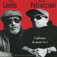 Eddy Louiss & Michel Petrucciani – Conférence de presse, Vol. 2 (Live)