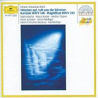 Maria Stader, Hertha Topper, Ernst Haefliger, Dietrich Fischer-Dieskau – Bach, J.S.: Cantata BWV 140, Magnificat BWV 243
