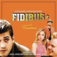 Přední strana obalu CD Fidibus OST.