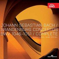 Přední strana obalu CD Bach: Braniborské koncerty