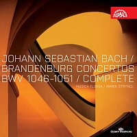 Musica Florea, Marek Štryncl – Bach: Braniborské koncerty